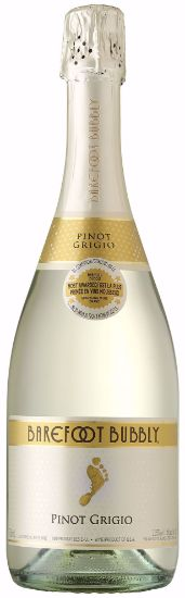 Picture of BAREFOOT SWEET BUBBLY PINOT GRIGIO
