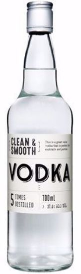 Picture of CLEAN AND SMOOTH VODKA